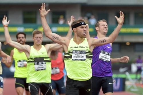 Nick Symmonds / Foto: Kirby Lee-28.jun.2015 / USA TODAY Sports
