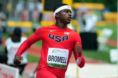 Trayvon Bromell / Foto: Steve Dykes / Getty Images North America