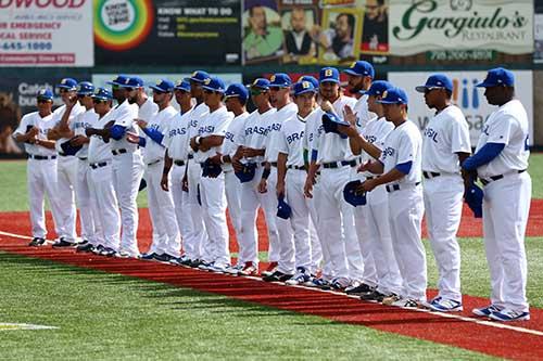 Beisebol Brasil será sede de torneio Pan-Americano  7ca7ccf1793
