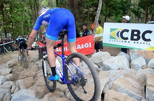 Mountain Bike  / Foto: Luis Claudio Antunes/CBC