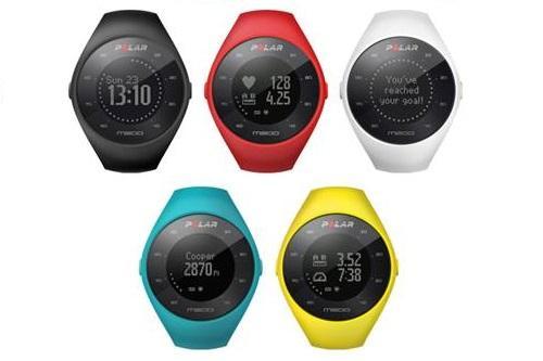 9b7a7e0b4d2 O Polar M200 é um relógio de corrida com GPS integrado que conta com  práticos recursos