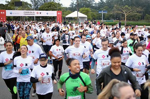 Corrida e Caminha Contra o Cancêr - Move for Cancer 2018 / Foto: Marcello FimMidiaSport