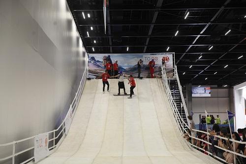 66b86c5ad9 Adventure Sports Fair acontece de 27 a 29 de outubro e traz atrações para a  família