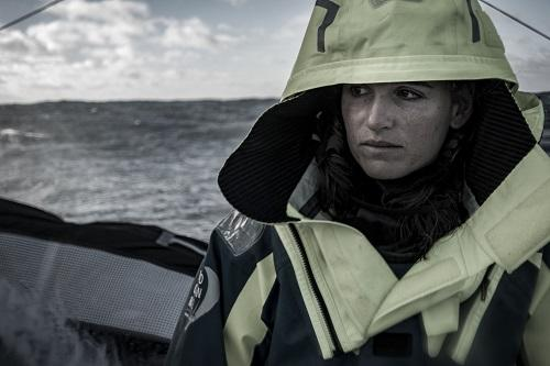 Martine Grael / Foto: James Blake/Volvo Ocean Race