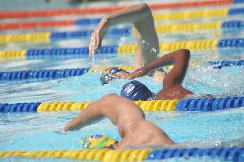 df14808a7 Evento em Itu marcou o fim de mais uma temporada do projeto Nadando com  Gustavo Borges