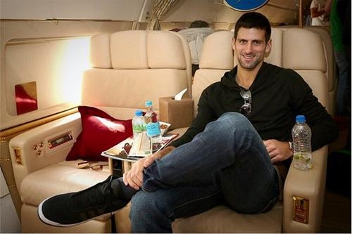 54b6b479f Novak Djokovic   Foto  Reprodução   Instagram