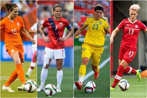 Última vaga europeia do futebol feminino entre Holanda 7325e90699443