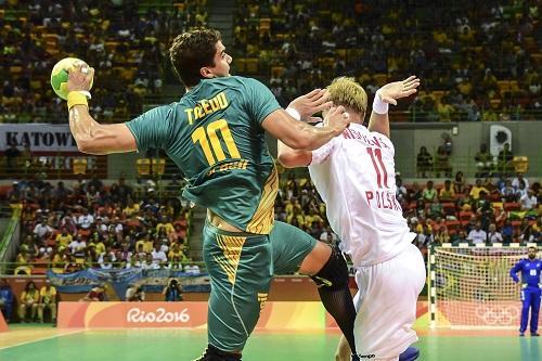 b5949f3aa78d1 Handebol masculino aposta em união para vencer Eslovênia nos Jogos ...