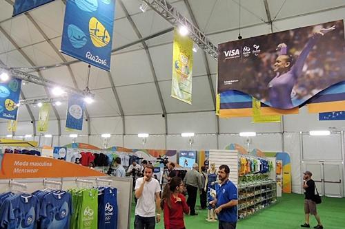 a92492e48 Rio inaugura Megastore e planeja varredura contra pirataria antes dos Jogos