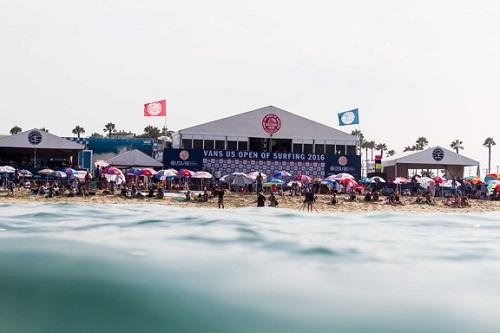Huntington Beach Recebe a Nata dos Actions Sports Mundial no Vans US Open of Surfing 2017 / Foto: Divulgação